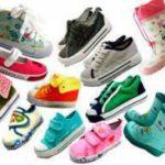Специалисты рассказали, как правильно выбрать обувь для ребенка