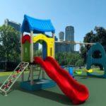 Коротко о том, как выбрать безопасную детскую площадку